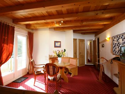 "Photo for ""SUITE"" Ht Koenigsbourg for 4 persons, MAISONETTE STYLE, ROOMY, BALCONY"