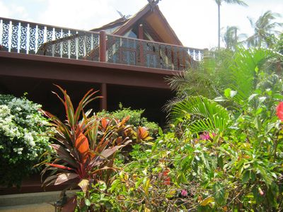 Photo for Beautiful 4 Bed Thai Style Villa ideal for all the family