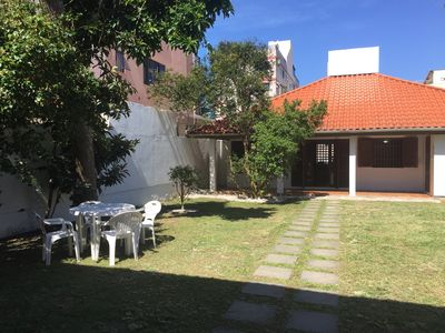 Photo for House with 3 bedrooms on the beach of Canasvieiras, near the sea and the center.