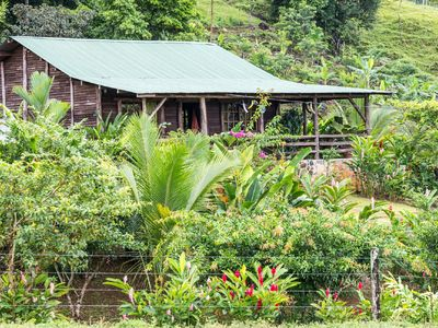 Photo for Rio celeste home  Capacity For 7 Persons Surrounded By Nature's Most Beautiful.