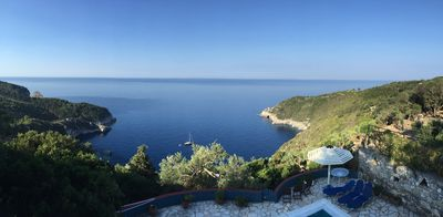 Photo for Villa Petritis  -  Superb Cliff Top Villa with Pool