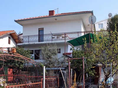 Photo for One bedroom apartment with terrace Seget Vranjica (Trogir)