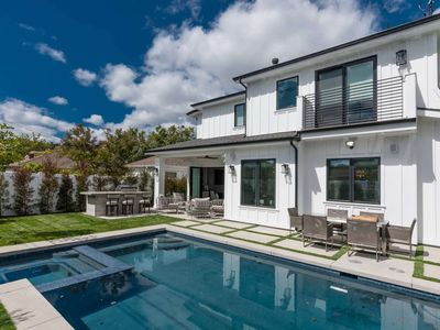 Photo for Spacious & Modern Farmhouse Style Home w Pool & Great Outdoor Space