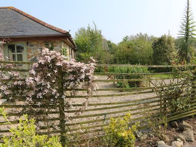 Photo for Spacious, Rural Barn Conversion, close to coastpath and quiet coves,Coverack