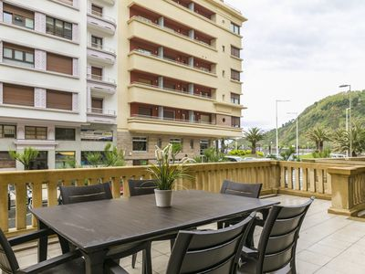 Photo for Zurriola Suites 1C by Forever Rentals. Deluxe 2bedroom apartment. Terrace. Wifi