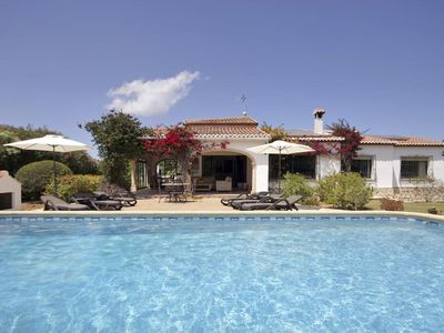 Photo for 3BR Villa Vacation Rental in Javea, Alicante