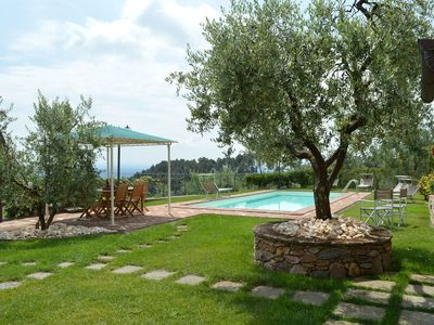 Photo for Villa in Castelvecchio with 3 bedrooms sleeps 6
