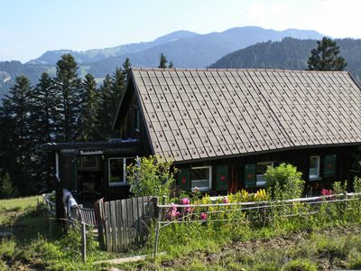 Photo for Detached chalet in rural location at a height of 1080 m.
