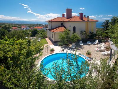 Photo for Vacation home Tamara  in Kastav, Kvarner Bay - 15 persons, 6 bedrooms