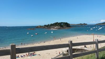 Photo for Between Dinard and ST JACUT, farmhouse within 6 km of beaches with nice views.