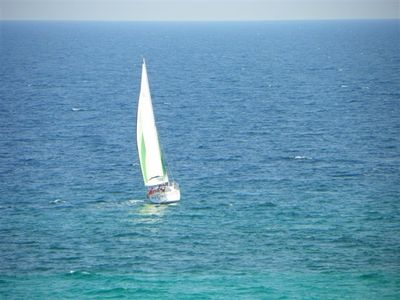 Come Sail Away to Paradise