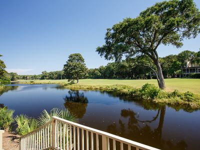 Photo for Turtle Point 4943: 2 BR / 2 BA villa in Kiawah Island, Sleeps 4