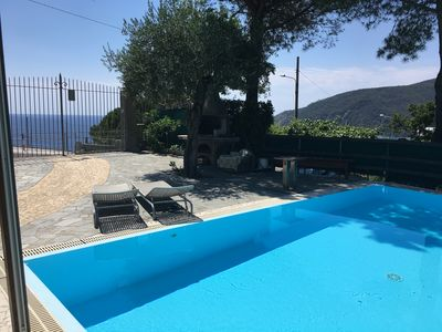 Photo for HOLIDAY HOUSE WITH PRIVATE POOL