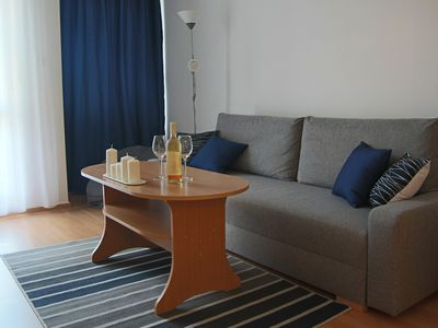 Photo for Apartment with swing