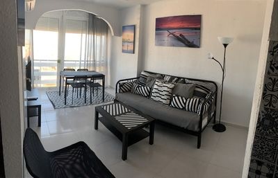 Photo for Cozy Apartment 200m from the beach