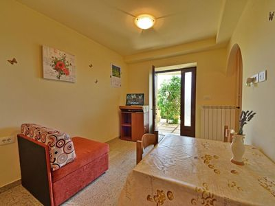Photo for Apartment in Oprič with Internet, Parking, Terrace, Garden (113541)