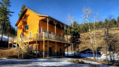 Photo for **5 Minutes From Deadwood, ** Sweeping Views, ** Outstanding Locale