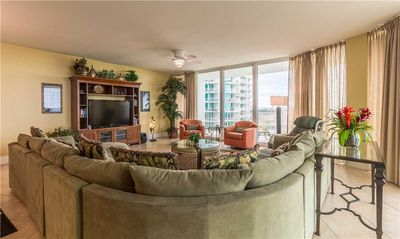 Photo for Caribe 710C: 4 BR / 3 BA condo in Orange Beach, Sleeps 9