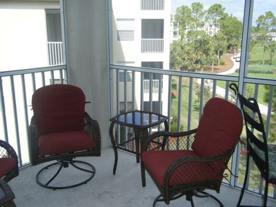 Photo for Spectacular Furnished 3rd Floor Condo With Views Of Lake And Golf Course