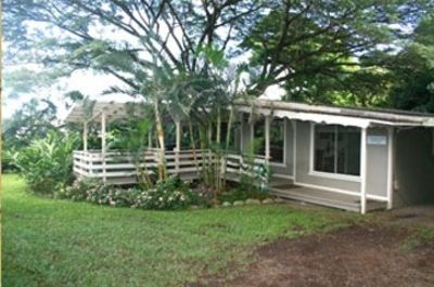 Photo for Secluded Cottage on Tropical Flower Farm - Private Hot Tub