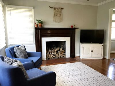 Cozy Brick Home—15 minutes from DownyGreenville