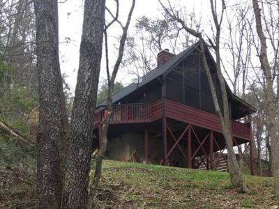 Photo for Close to downtown Pigeon Forge, Hot Tub