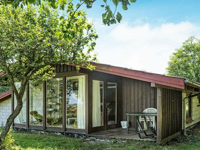 Photo for Spacious Holiday Home in Allinge Bornholm with Sea view