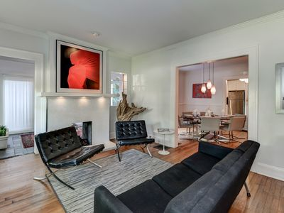 Photo for Impeccable! Bungalow 811 in Midtown