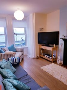 Photo for Ahoy4 in Carrickfergus (Safe, Sanitized and Super-comfy with Sea-views!)