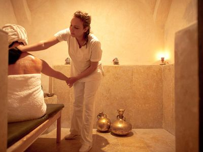 Photo for Riad luxury oriental Medina Marrakech with pool and jacuzzi price per room