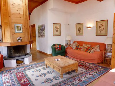 Photo for 5 bedroom Apartment, sleeps 10 in Le Baplieu with WiFi