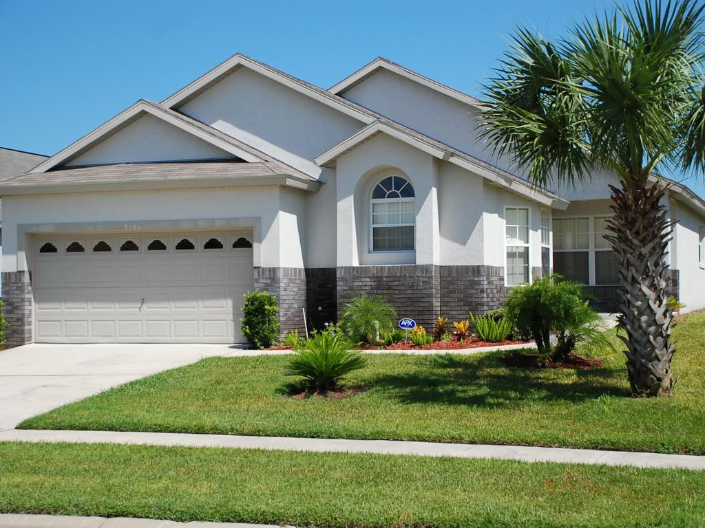 Updated 4 Bedroom 3 Bath Pool Spa Mins To Disney Four Corners Central Florida Florida