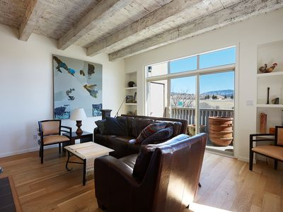 Photo for Modern Condo Just North of Downtown - 30+ Day Min. Stay