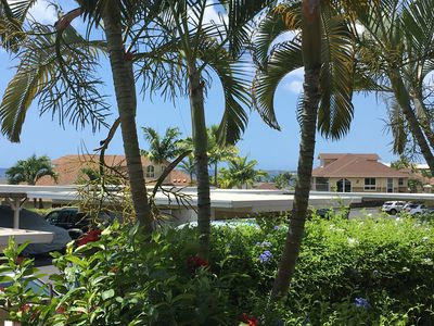 Photo for Ocean View Condo Close to Honl's Beach and Kailua Kona Historical Village