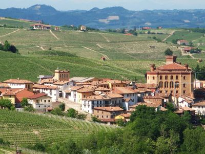 Photo for Center of BAROLO - Private Apt w/Huge Terrace w/ 360 degree views of vineyards!