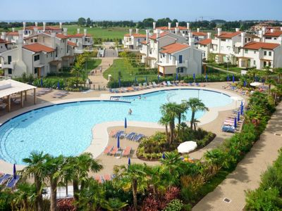 Photo for Vacation home Villaggio A Mare (CAO643) in Caorle - 8 persons, 3 bedrooms