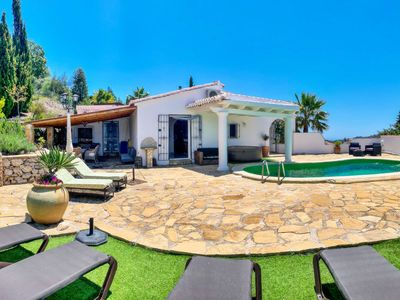 Photo for Private Charming Villa, Stunning Views and Confortable and Pool