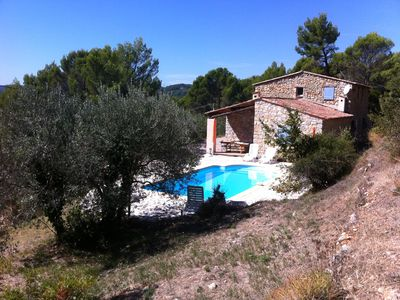 Photo for RENT MAS PROVENCE STONE AT THE HEART OF PROVENCE