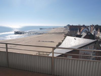 Photo for Apartment Nordseeblick 24 - FWY507 Apartment North Sea View 24