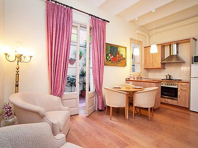 Photo for Apartment Gràcia Torrijos  in Barcelona, Barcelona - 2 persons, 1 bedroom