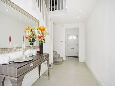 Photo for Modern House With Private Indoor Pool In London