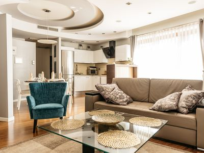 Photo for Boutique apartment in Old Podgórze with parking