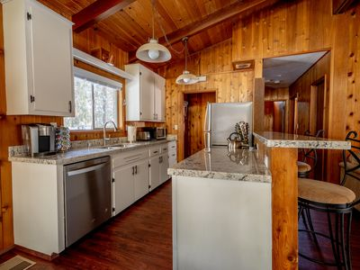 Photo for Idyllwild Rustic Luxury Cabin
