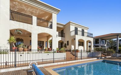 Photo for Stunning Waterfront Home on Sunbird