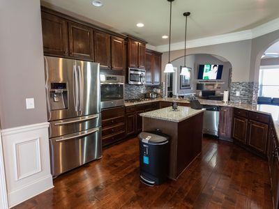 Photo for Atlanta Prestige - Gorgeous 4bd/3ba Home with upstairs man cave