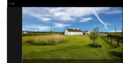 Photo for Detached Traditional Thatched Cottage with Modern Amenities in County Clare