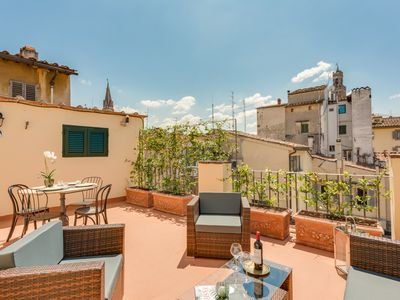 Photo for Apartments Florence - Corso Terrace
