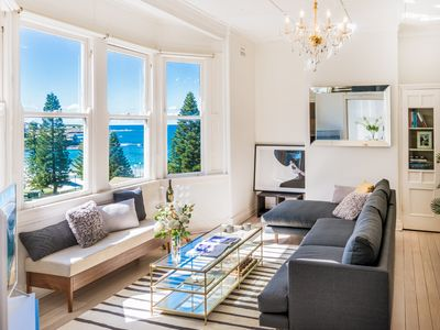 Photo for Spacious family beachside Condo with Coogee views. Hosted by Hotelesque
