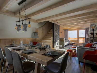 Photo for Chalet Selaou Val Thorens 10 persons 110 m2
