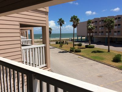 Photo for Beautiful waterfront property at Villa del Sol on North Beach, Corpus Christi